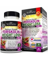 Pure Forskolin Extract Supplement