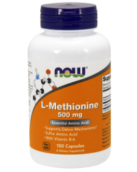 L-Methionine 500 mg Capsules Kenya