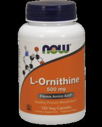 L-Ornithine 500 mg Veg Capsules Kenya
