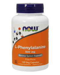 L-Phenylalanine 500 mg Veg Capsules Kenya