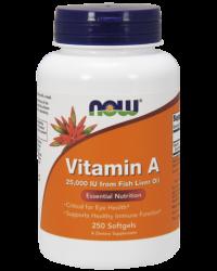 Vitamin A (Fish Liver Oil) Softgels Kenya