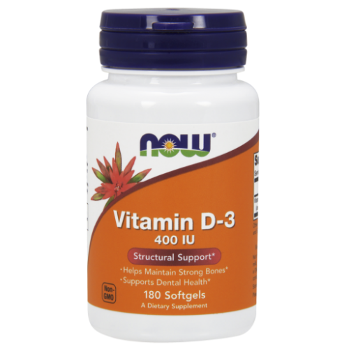 Vitamin D-3 400 IU Softgels Kenya