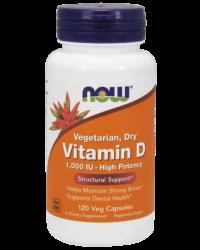 Vitamin D 1,000 IU Dry Veg Capsules Kenya