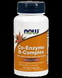 Co-Enzyme B-Complex Veg Capsules Kenya