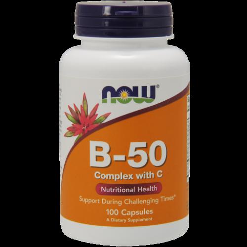 Vitamin B-50 Complex Veg Capsules Kenya