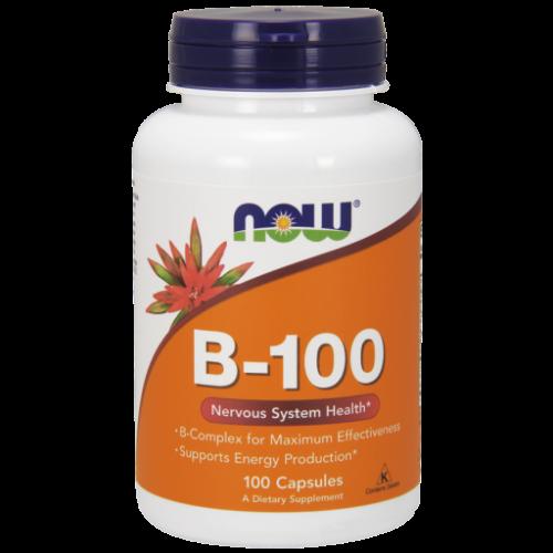 Vitamin B-100 Capsules Kenya