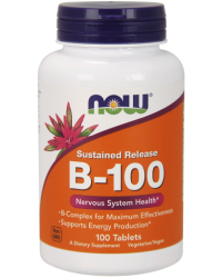 Vitamin B-100 Sustained Release Tablets Kenya