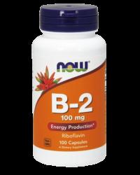 Vitamin B-2 (Riboflavin) 100 mg Capsules Kenya