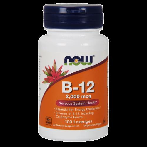 Vitamin B-12 2,000 mcg Lozenges Kenya