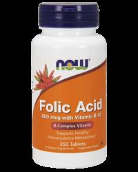 Folic Acid 800 mcg with Vitamin B-12 Tablets kenya