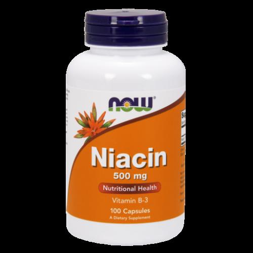 Niacin 500 mg Capsules Kenya