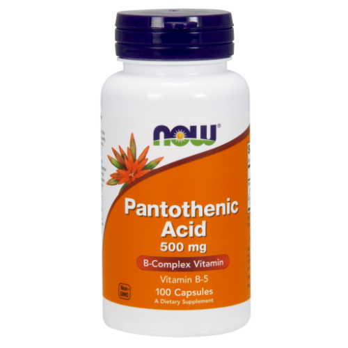 Pantothenic Acid 500 mg Capsules Kenya