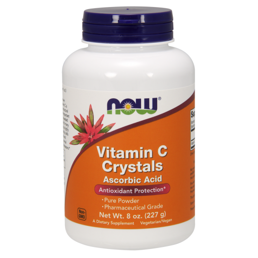 Vitamin C Crystals Powder