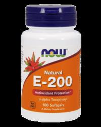 Vitamin E-200 IU d-alpha Softgels Kenya