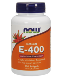 Vitamin E-400 IU - 100 Softgels Kenya