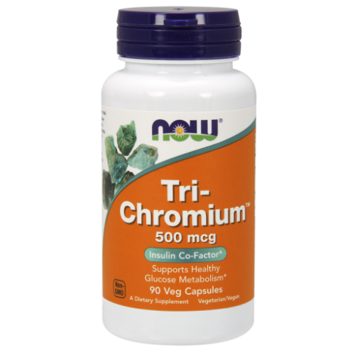 Tri-Chromium™ 500 mcg with Cinnamon Veg Capsules Kenya