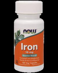 Iron 18 mg Veg Capsules Kenya