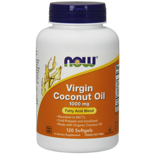 Virgin Coconut Oil 1000 mg Softgels Kenya