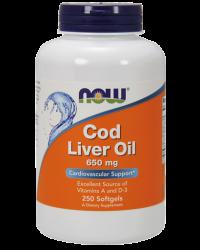 Cod Liver Oil 650 mg Softgels kenya