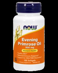 Evening Primrose Oil 500 mg Softgels Kenya