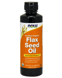Flax Seed Oil Liquid, Certified Organic Kenya