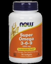 Super Omega 3-6-9 1200 mg Softgels kenya