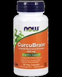 CurcuBrain™ 400 mg Veg Capsules Kenya