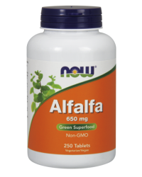 Alfalfa 650 mg Tablets Kenya