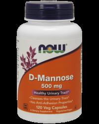 D-Mannose 500 mg Veg Capsules Kenya