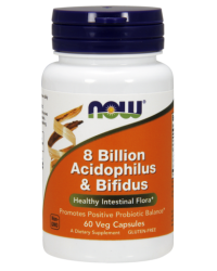 8 Billion Acidophilus & Bifidus Veg Capsules kenya