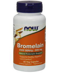 Bromelain 500 mg Veg Capsules Kenya