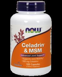 Celadrin® & MSM 500 mg Capsules