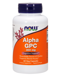 Alpha GPC 300 mg Veg Capsules Kenya