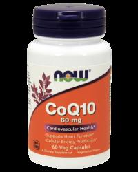 CoQ10 60 mg Veg Capsules Kenya