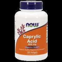 Caprylic Acid 600 mg Softgels kenya