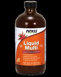 Liquid Multi, Tropical Orange Flavor Kenya