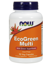 Eco-Green Multi Vitamin Veg Capsules Kenya