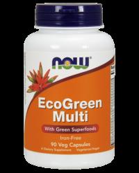 Eco-Green Multi Vitamin Veg Capsules Kenya