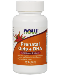 Prenatal Gels + DHA Softgels Kenya