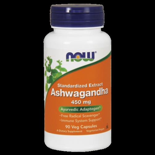 Ashwagandha Extract 450 mg Veg Capsules Kenya