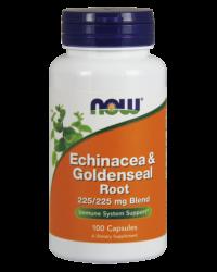 Echinacea & Goldenseal Root Capsules Kenya