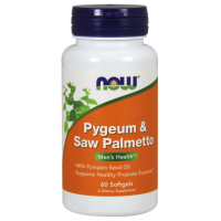 Pygeum & Saw Palmetto Softgels Kenya