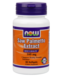 Saw Palmetto Extract 160 mg Softgels Kenya