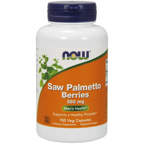 Saw Palmetto Berries 550 mg Veg Capsules Kenya