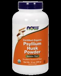 Psyllium Husk Powder, Certified Organic Kenya