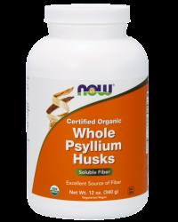Whole Psyllium Husks, Certified Organic Kenya