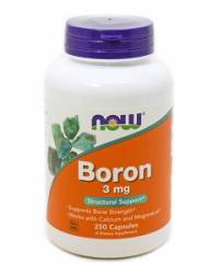 Boron 3 mg by Now Foods