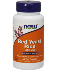 Red Yeast Rice for Cholesterol - Kenya