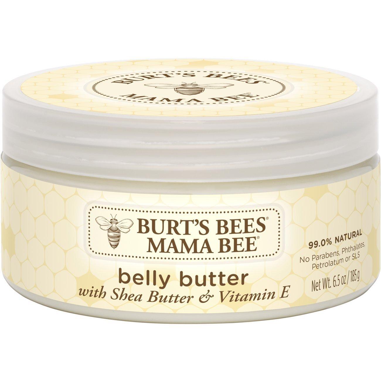 stretch belly butter remover bee mama cream mark marks body burt kenya care
