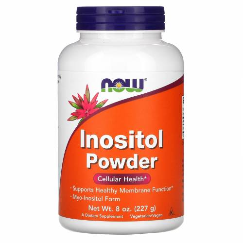 now inositol with Myo-inositol 500mg - Kenya